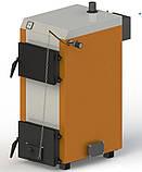 Твердотопливный котел «КГ-15» с электронной автоматикой и вентилятором, фото 2