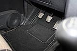 Тканевые автомобильные коврики HYUNDAI i20 (PB) 2008- ( ХЕНДАЙ ), фото 2