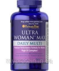 Puritan's PrideВитамины и минералыUltra Woman Max Daily Multi90 caplets