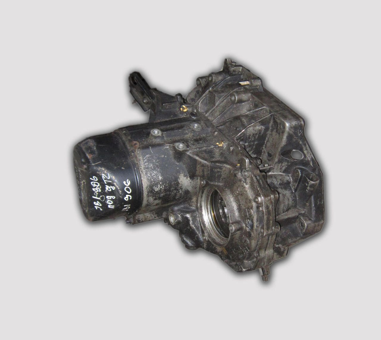 КПП Рено Канго JB1906 /задний стартер, под датчик скорости б/у