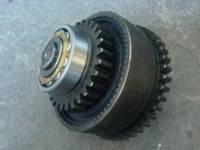 Корзина сцепления 1, 3 скорости Z510210580  (3-й фрикционный в сборе) на КПП TR1-200