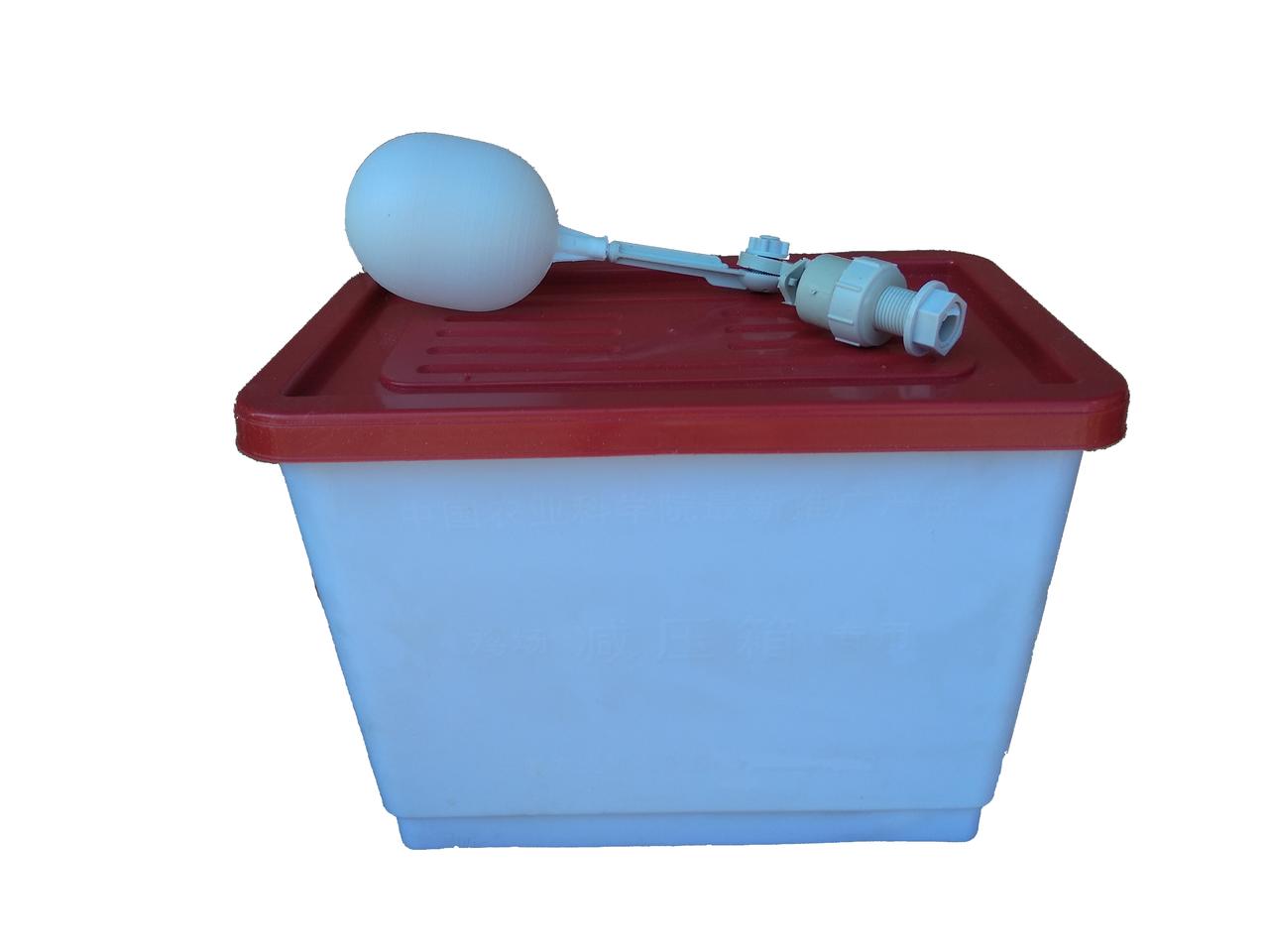 Бак для поения кур бройлеров перепелов кроликов для ниппельных поилок. Емкость для ниппельного поения