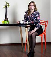 Стул пластиковый АС-006 красный, Mild, Viti ,Стул Masters Chair by Philippe Starck
