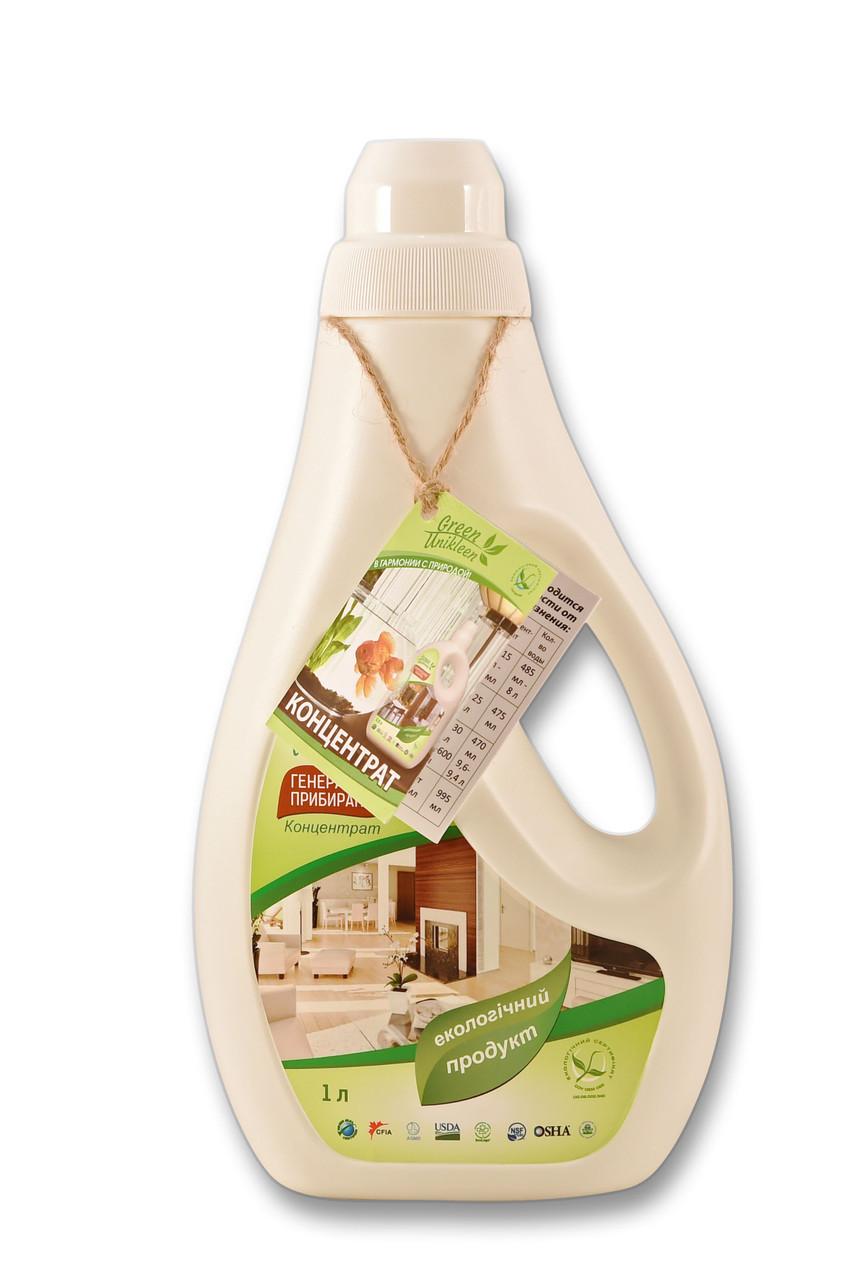 Универсальное средство для уборки Green Unikleen Генеральная уборка 1 л (4820164770061)