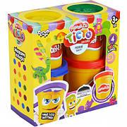 Тесто для лепки Master-Do DankO toys 4 цвета (8106DTR)