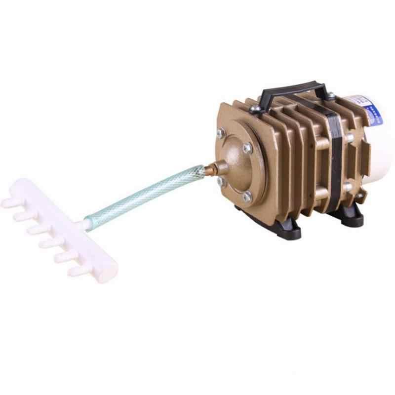 Компресор поршневий для акваріума, ставки, водойми SunSun АСО-005 (70 л/хв)