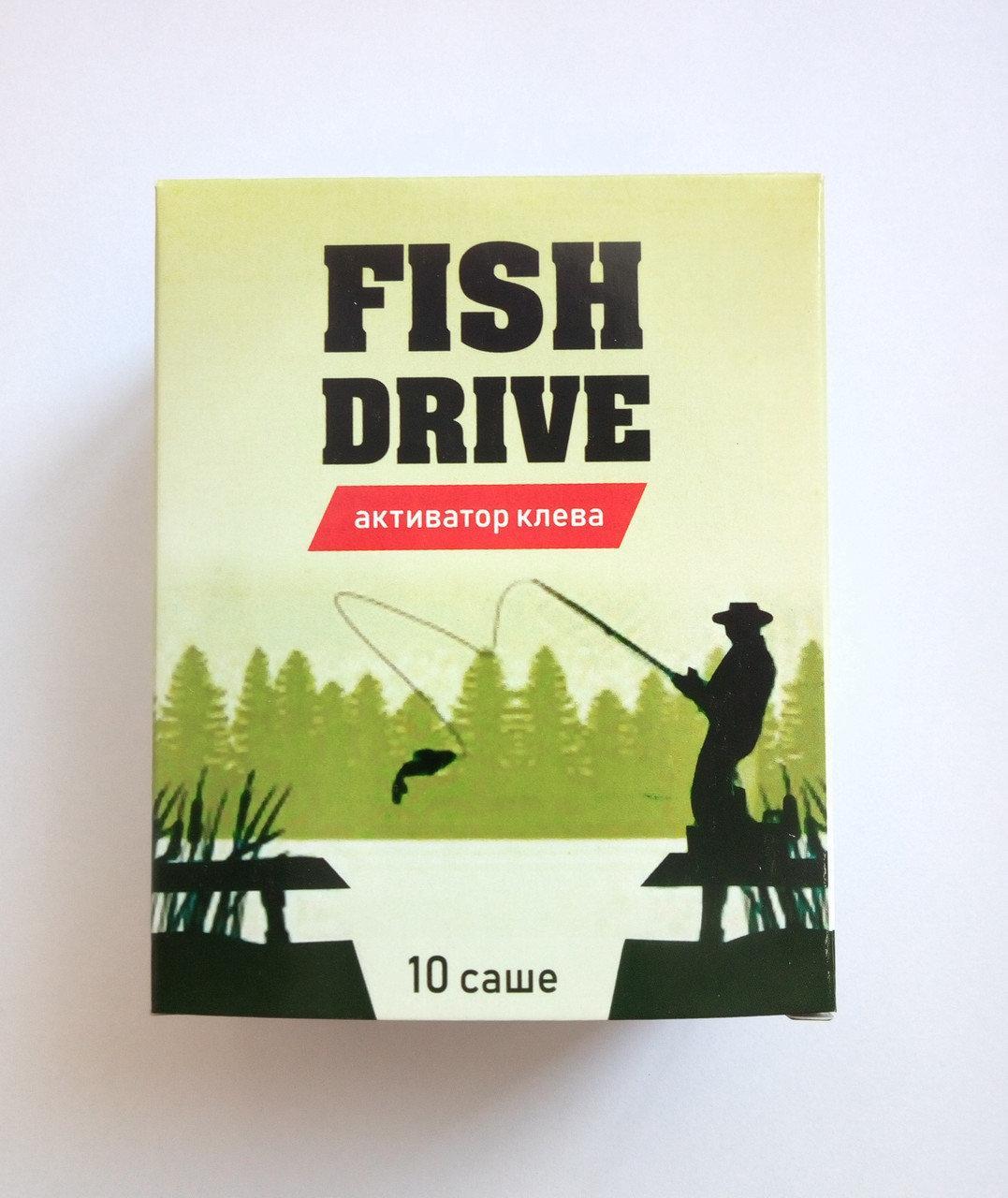 Fish Drive (Фиш Драйв) Активатор клёва 17426