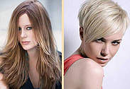 Что лучше: длинные волосы или короткая стрижка?