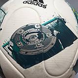 Мяч футбольный Adidas Bundesliga Replika Topfabrik Top Training FIFA AO4834 (размер 5), фото 8