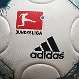 Мяч футбольный Adidas Bundesliga Replika Topfabrik Top Training FIFA AO4834 (размер 5), фото 10
