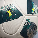 Мяч футбольный Adidas Bundesliga Replika Topfabrik Top Training FIFA AO4834 (размер 5), фото 9