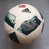 Мяч футбольный Adidas Bundesliga Replika Topfabrik Top Training FIFA AO4834 (размер 5), фото 3