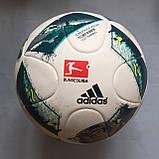 Мяч футбольный Adidas Bundesliga Replika Topfabrik Top Training FIFA AO4834 (размер 5), фото 7