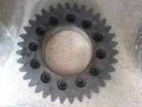 Шестерня ГТР W020400311 / YJ37508-0-20 на КПП TR1-200