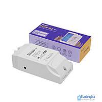 NEW! Wi-Fi Реле Sonoff POW R2 16A до 3500 Ватт, ваттметр, энергометр. Обновлённая версия Сонофф, умная розетка
