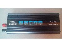 Преобразователь автоинвертор UKC 12V-220V 1500W