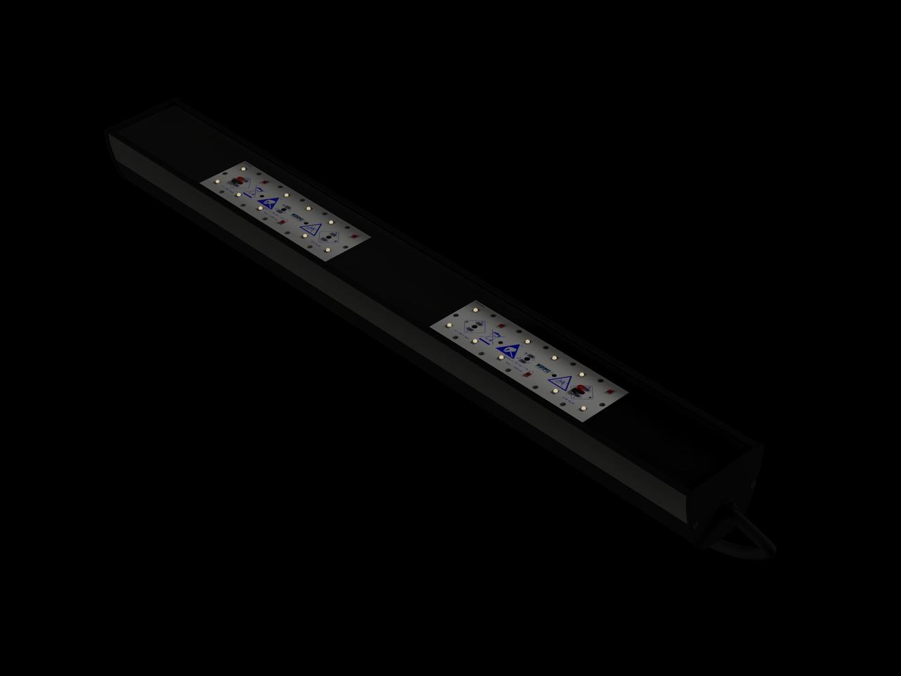 LED фитолампа NAMI LIGHTING LPV  FITO 60W /600 мм IP 65