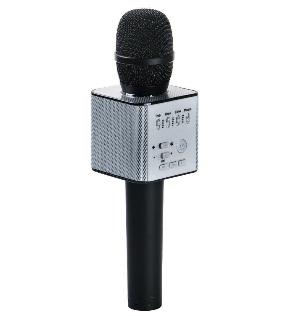 Караоке микрофон портативный Noisy Q9 с динамиком (3sm_770828589)