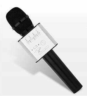 Караоке микрофон портативный Noisy Q9 с динамиком (3sm_770828589), фото 2