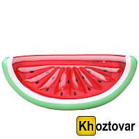 "Надувной матрас ""Арбуз"" Watermelon Water Floating Row"