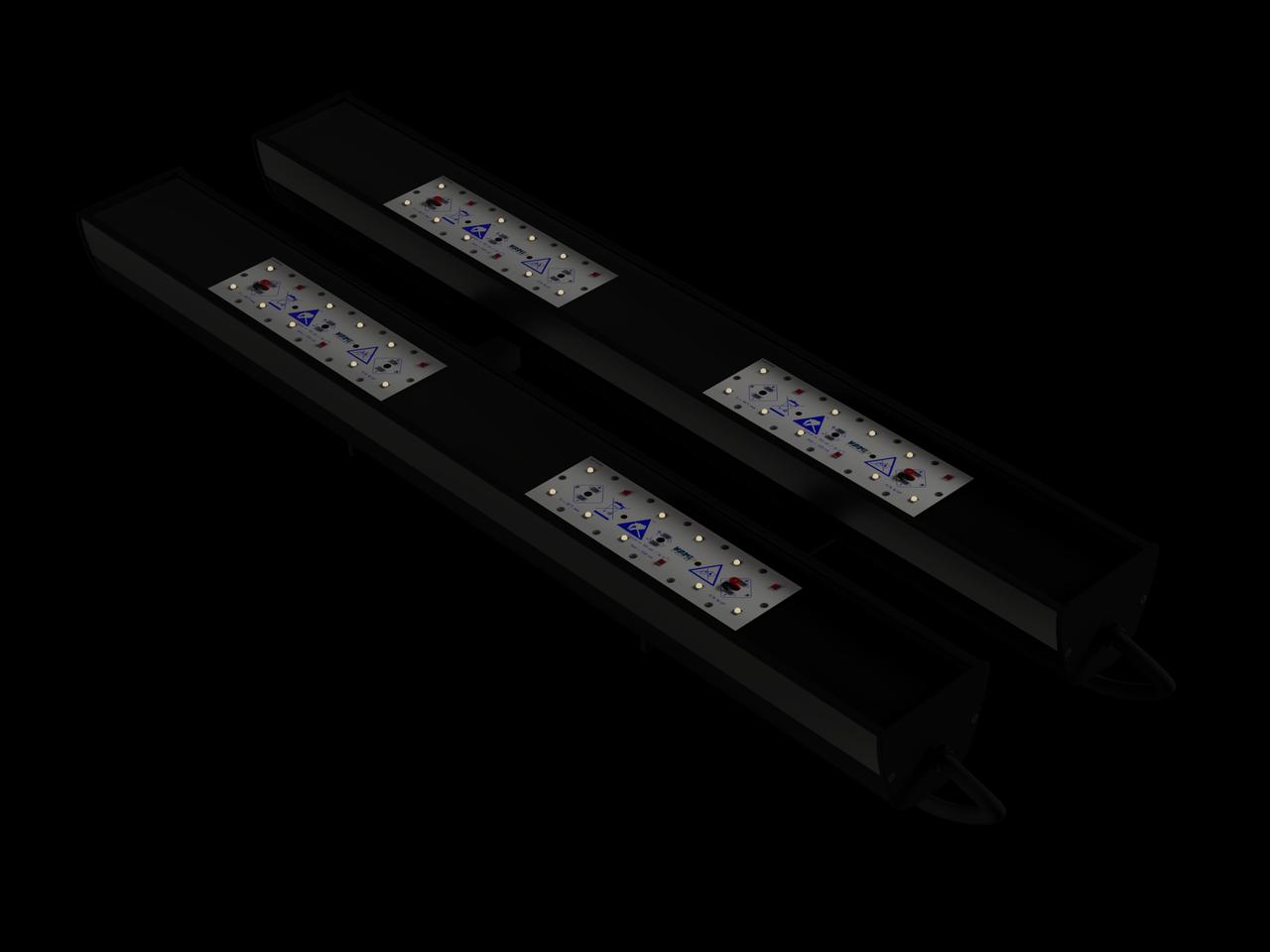 LED фитолампа NAMI LIGHTING LPV  FITO 120W 600/300мм  IP 65