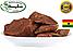 Терте какао натуральне (моноліт), Ghana Premium (Африка, Ghana) вага: 1 кг, фото 2