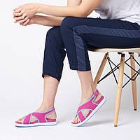 Спортивные сандалии, босоножки яркого розового цвета ТМ Ryka