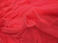 Сетка крупная Коралл неон
