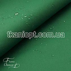 Ткань Оксфорд 600d pu трава (210 gsm)