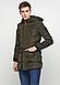 Мужская зимняя куртка СС7851, фото 4