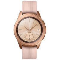 Смарт-часы Samsung SM-R810 Galaxy Watch 42mm Gold (SM-R810NZDASEK)