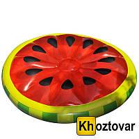 "Надувной матрас ""Арбуз"" Relaxing Watermelon Pool Float"