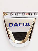 Эмблема Dacia 137х120 мм.