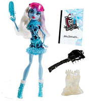 Кукла Monster High [Монстр Хай] Эбби Боминейбл ( Abbey Bominable) из серии Арт класс