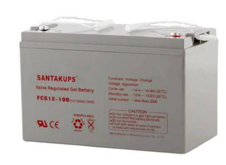 Аккумуляторная батарея Santakups FCG 12-100, фото 2