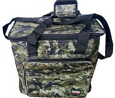 Термосумка, сумка холодильник, на 40 литров, вместительная, качественная, надёжная, универсальная, прочная