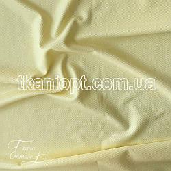Ткань Рубашечный Софт-диагональ блестящий (желтый)