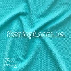 Ткань Рубашечный Софт-диагональ блестящий (нежная мята)