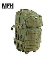 Тактический рюкзак MFH US Assault I 30 л олива, фото 1