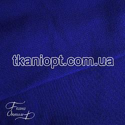 Ткань Довяз акрил электро-синий