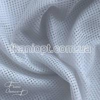 Ткань Сетка подкладочная спорт (белая)