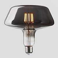 LED лампа Эдисона [ Ginza Titanium ] (8w) standard size  / PREMIUM DESIGN /, фото 1