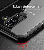 Противоударный чехол Luphie Armor для Samsung A8 Plus 2018