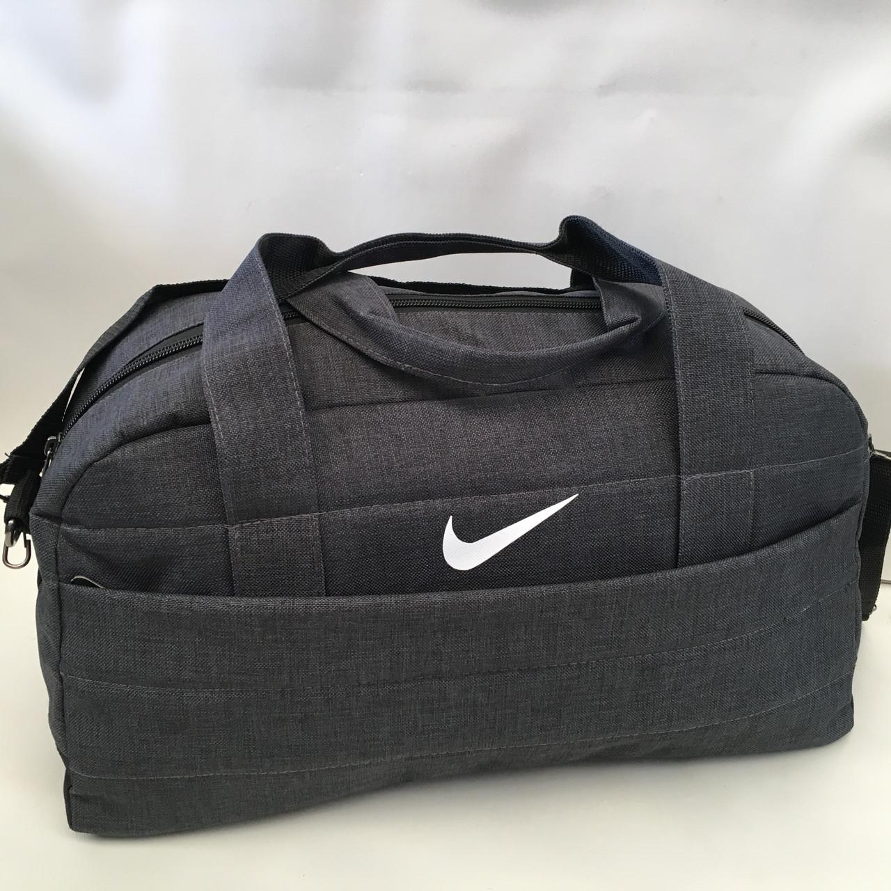 1d5e875d Сумка спортивная Nike Текстиль Высококлассные/Спортивная- дорожная сумка с  нашивкой (Nike) 19