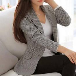 Женский  жакет, пиджак. Модель 743