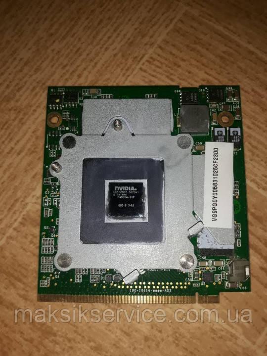 Відеокарта NVIDIA GeForce 9600m GS P616 512Mb Acer 6935G