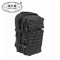 """Тактический рюкзак MFH US Assault I """"Basic"""" 30 л черный, фото 1"""