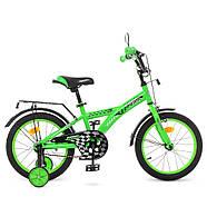 Велосипед детский 16 дюймов PROF1 T1633 Racer Гарантия качества, фото 2