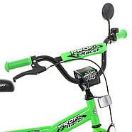 Велосипед детский 16 дюймов PROF1 T1633 Racer Гарантия качества, фото 3
