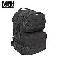Рюкзак тактический штурмовой MFH Assault II 40 л черный, фото 1